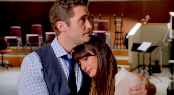 """He was my person"" says Rachel"