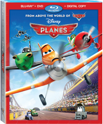 Planes Blu-ray Combo Pack