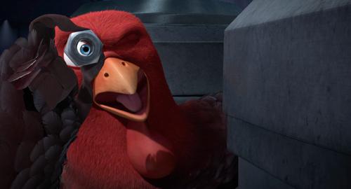 JAKE (Woody Harrelson) in Relativity Media's FREE BIRDS