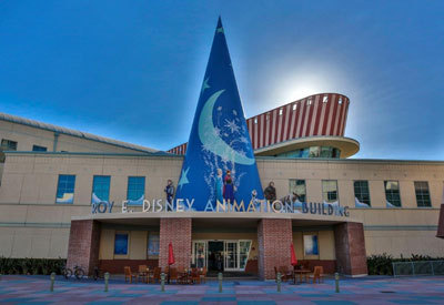 Disney Animation Studios building