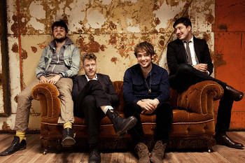 Mumford and Sons is named after one of the members, Marcus Mumford