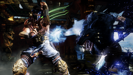 Killer Instinct is gorgeous and runs at a blistering 60fps, at all times.