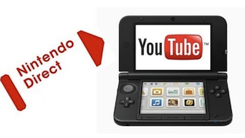 Youtube on 3DS!