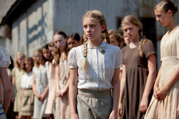 Willow in The Hunger Games: Catching Fire