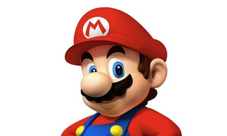 The one, the only, Mario.