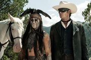 Preview the lone ranger pre