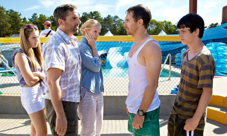 Owen confronts Trent and Duncan's mom Pam
