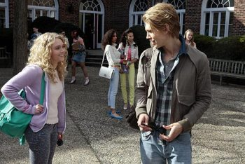 Carrie and Sebastian Kydd