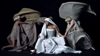 The stunning visual album features 17 videos