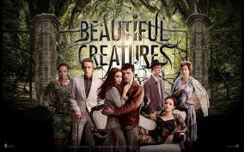 Southern gothic meets teen witches, what's not to love in Beautiful Creatures?
