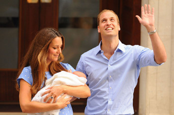 Welcome to the world Prince George!