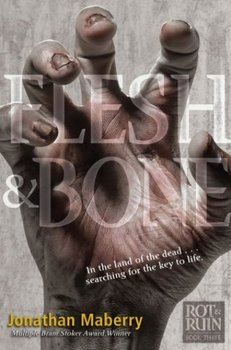Flesh and Bone by Jonathan Maberry (book 3)