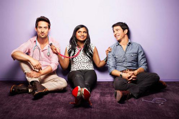 The Mindy Project debuted on in Winter 2012