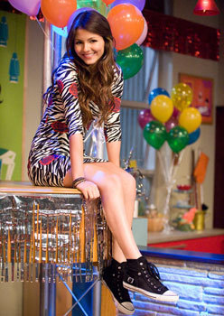 In Victorious