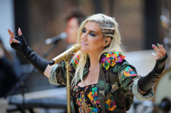 Ke$ha is an animal rights activist