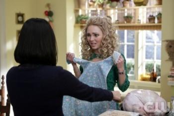 Carrie Cooks Thanksgiving Dinner