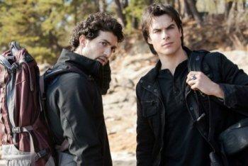 Shane and Damon