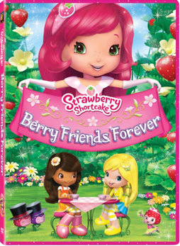 Strawberry Shortcake: Berry Friends Forever