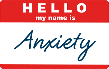 Anxiety affects 40 million adult Americans