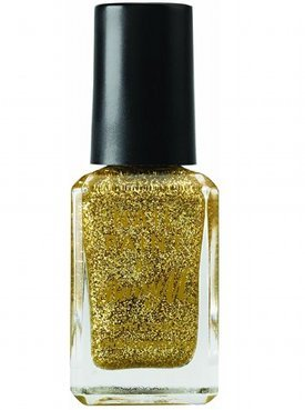 Barry M gold nail glitter