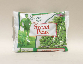 Frozen Peas are great for sore muscles