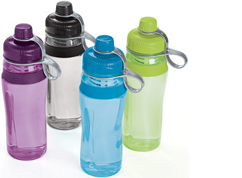 Rubber Maid Filter Fresh Water Bottle
