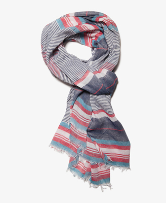 Patterned scarf, $8.40