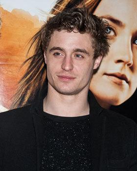 Max at a recent premiere