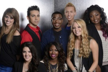 American Idol's Top 8
