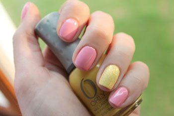 Give yourself a pastel manicure and get creative!
