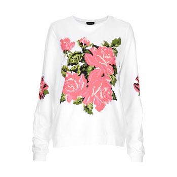 Topshop sweater, $50