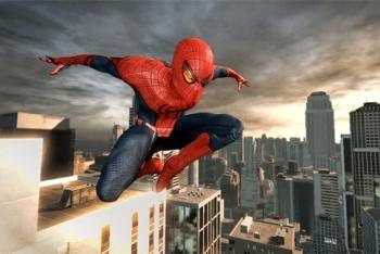 Web swing across the city!