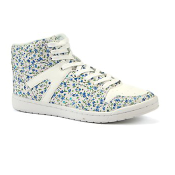New Look floral high tops, $39