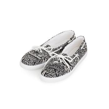 Topshop boat shoes, $44