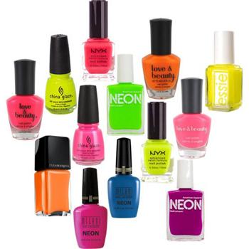 Wear one shade or mix and match nailpolish!
