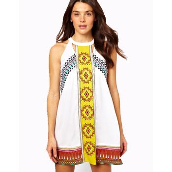 River Island dress, $46