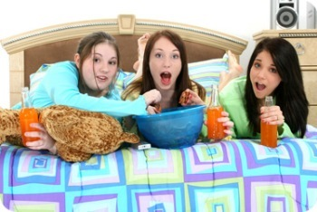 Things To Do At Sleepovers
