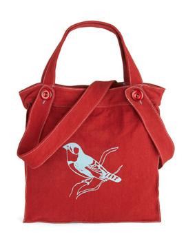 Modcloth bird tote, $35.99