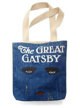 Modcloth The Great Gatbsy tote, $17.99