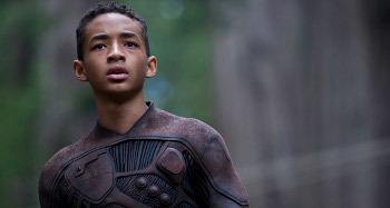 Jaden as Kitai in After Earth