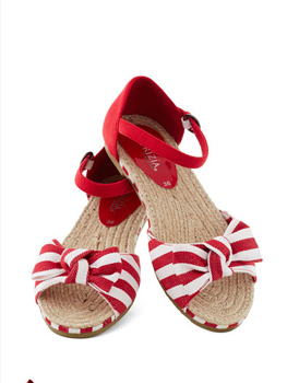 Modcloth striped, $39.99