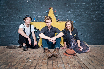 The Lumineers put out their self-titled debut in 2012