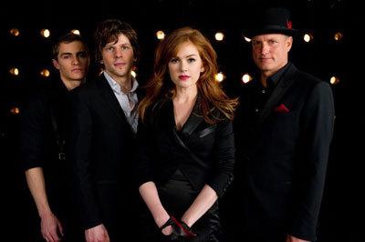 The 4 Horsemen magicians