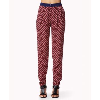 Forever 21 loose printed pants, $16.75