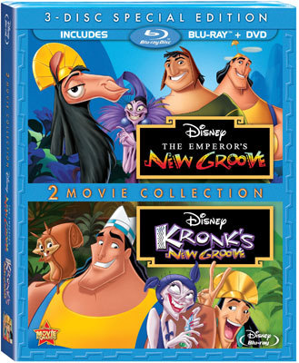 The Emperor's New Groove and Kronk's New Groove