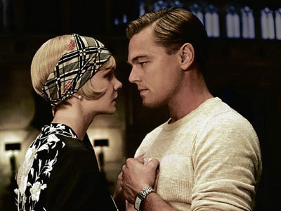 Daisy and Gatsby get intense