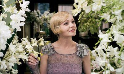 Daisy gets flowers