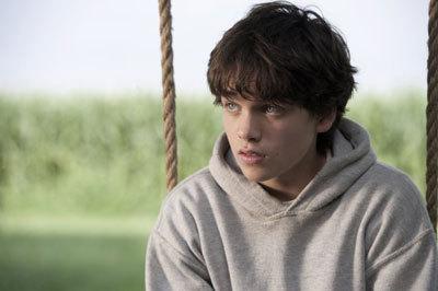Clark (Dylan) endures bullies
