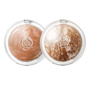 The Body Shop Baked to Last Bronzer, $22