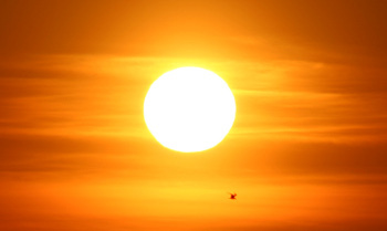 There could be no life on earth without the sun